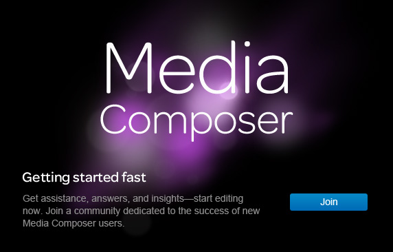 Getting Started with Media Composer